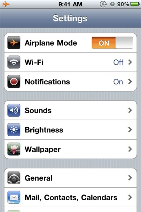 what is airplane mode on iphone how and when to use airplane mode on iphone cnet