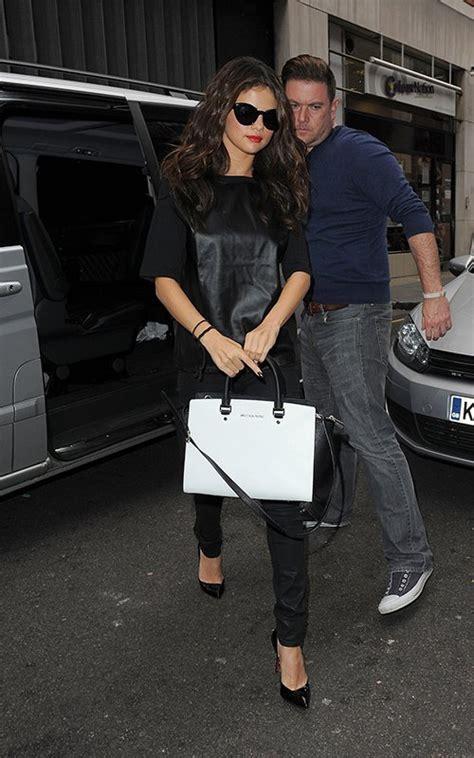 Selena Gomez Kiss 100 FM Studios in London September 9 ...