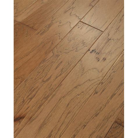 locking engineered wood flooring shaw floors victorian 4 13 16 quot engineered quot click locking quot hickory hardwood flooring in allspice