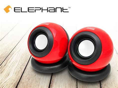 definition speaker elephant sp 014 high definition usb speaker