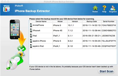 iphone backup extractor ibackup viewer a free iphone backup extractor