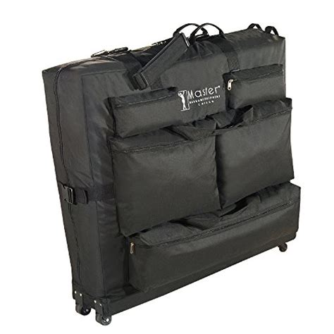 master massage universal wheeled massage table carry case master massage universal wheeled massage table carry case