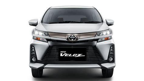 Modifikasi Toyota Avanza Veloz 2019 by Avanza Veloz Facelift 2019 Perubahan Apa Saja Yang Ada