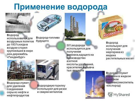 Производство водорода технологии и перспективы в россии