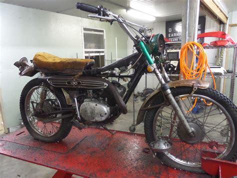 1972 yamaha lt2 100 engine motor bottom end stator crank transmission gears ebay