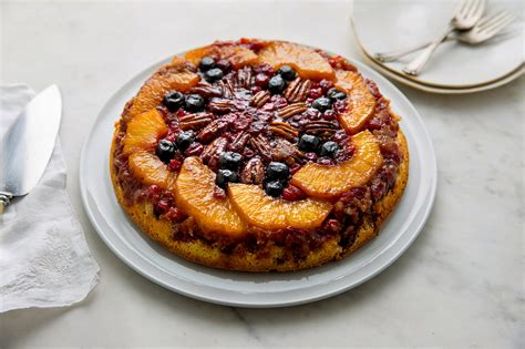 pineapple upside  cake recipe nyt cooking