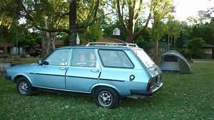 Renault 12 Ts Break - 1980