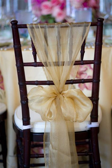 finally one last wedding chair decor idea is to order