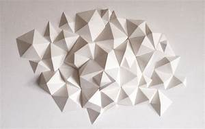 Geometric Polygonal Wall Sculpture 2