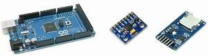 Arduino Mega 2560  Module Mpu