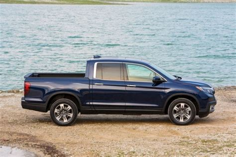 honda ridgeline    mid cycle refresh