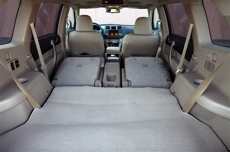 toyota highlander interior dimensions 187 toyota highlander 2013 interior space best cars news