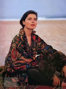 Isabella Rossellini : Muses, Cinematic Women | The Red List