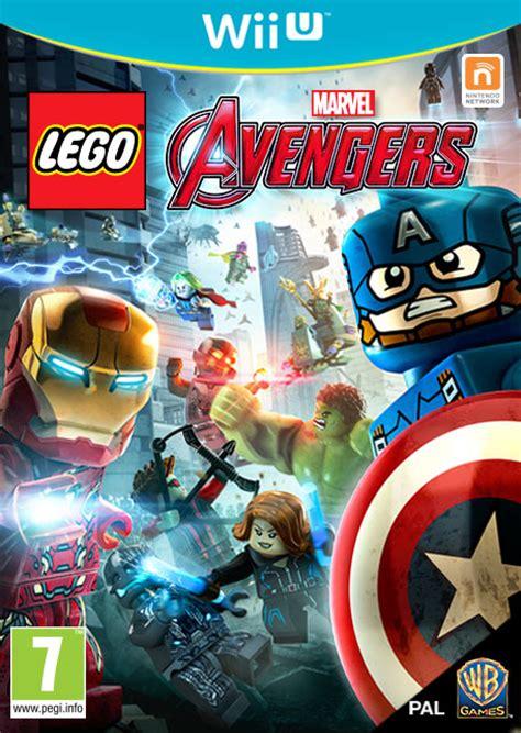 Lego Marvel Avengers Wii U Games Nintendo