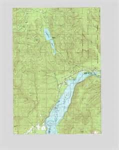Cougar Washington Map