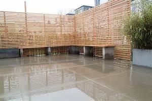 Holz Auf Terrasse : sichtschutz holz fur terrasse ~ Articles-book.com Haus und Dekorationen