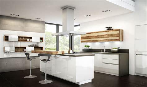 Handleless Kitchens  Think Kitchens Northallerton