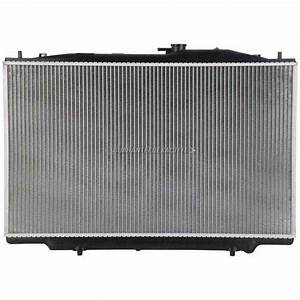 2005 Acura Rl Radiator 3 5l Engine 19