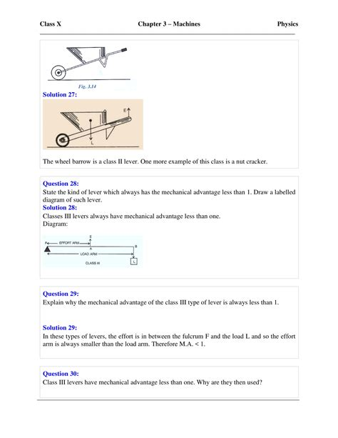 icse solutions class  physics chapter  work energy