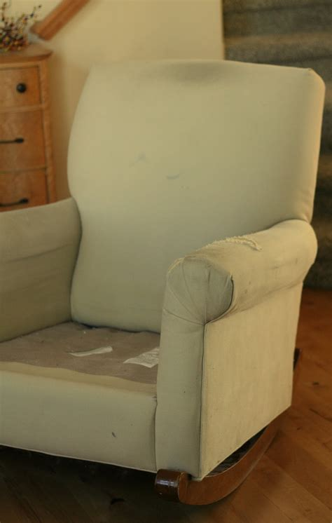 rocking chair slipcover upholstered rocking chair slipcover trendy upholstered