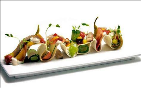 dressage des assiettes en cuisine montagnes russes gustatives fête foraine du visions