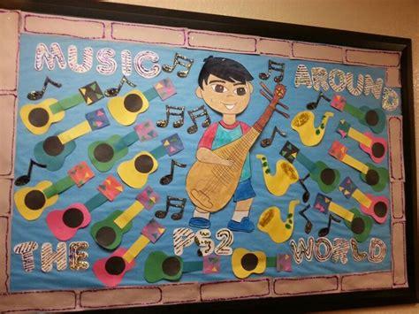 best 25 multicultural bulletin board ideas on 732 | 0b69a4567f94a9b9f0dbdb7df6a96680 music school spanish class