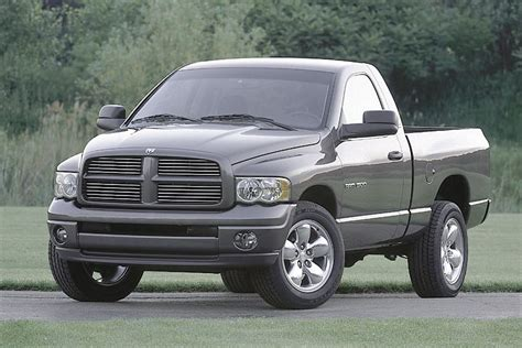 2004 Dodge Ram 1500 Specs 2004 dodge ram 1500 reviews specs and prices cars