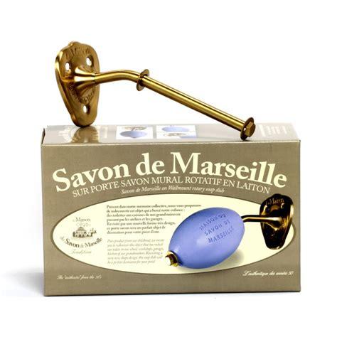 porte savon mural rotatif porte savon mural laiton la maison du savon de marseille