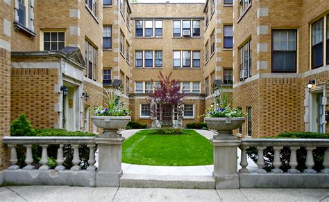 oak park apartments vintage craftsmanship oak park
