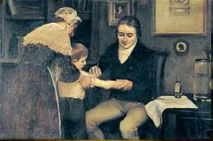 Image result for 1796 - The first smallpox vaccination