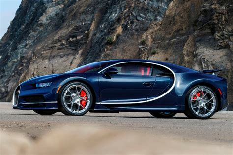 2018 Bugatti Chiron Coupe Review, Trims, Specs and Price ...