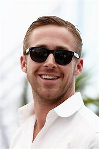 Ryan Gosling Cannes Sunglasses - P 2014 - Hollywood Reporter
