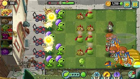 iphone plants vs zombies 2 modern day ゲームを無料でダウンロード