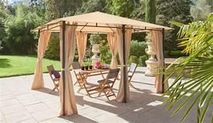 Prix Tonnelle Pas Cher : o acheter une tonnelle de jardin pas cher ~ Premium-room.com Idées de Décoration