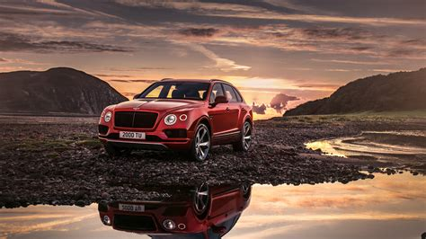 2018 Bentley Bentayga V8 4k Wallpaper Hd Car Wallpapers