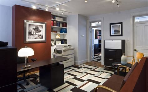 An attorney's office   Contemporary   Home Office   DC