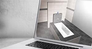 Badezimmer Gestalten Online : badezimmer gestalten 3d sweet planen sie ein badezimmer mit dem online badplaner anthrazit ~ Markanthonyermac.com Haus und Dekorationen
