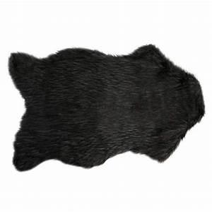 Peau De Bete Tapis : tapis peau de b te imitation fourrure ours tapis eminza ~ Teatrodelosmanantiales.com Idées de Décoration