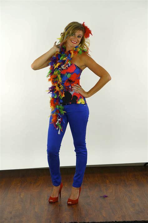 diy parrot costume  makeup  calling shenanigans