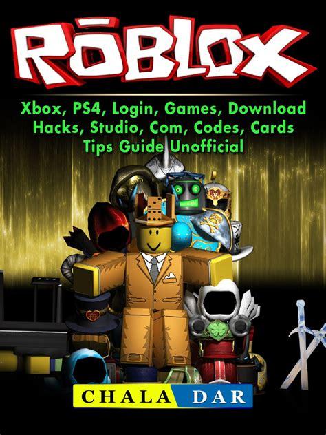roblox xbox ps login games  hacks studio