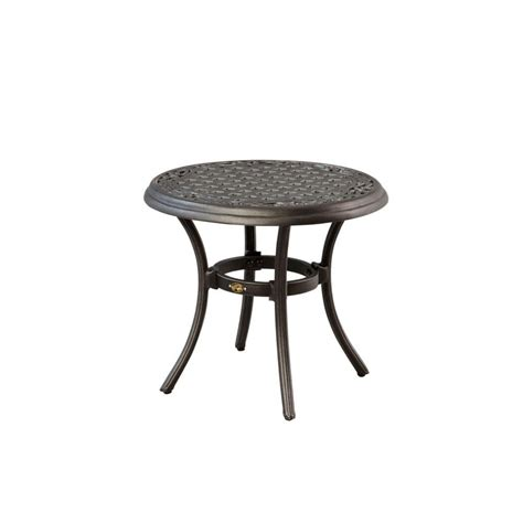 hton bay santa patio side table apq12215k01 the