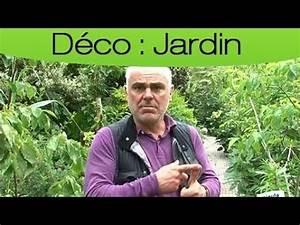 Créer Son Jardin : d corer son jardin cr er une all e youtube ~ Mglfilm.com Idées de Décoration
