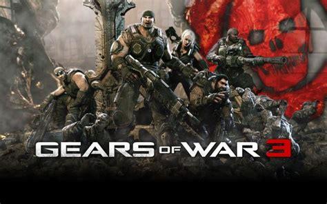 Gears Of War 3 Hd Desktop Wallpapers 4k Hd