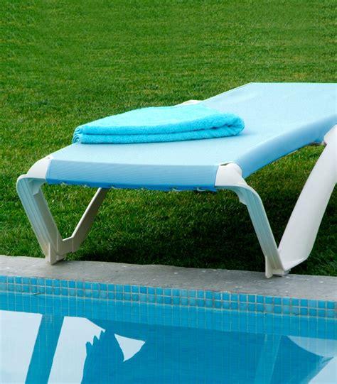 bain de soleil marina light en r 233 sine et toile textil 232 ne