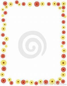 Daisy Border Clipart