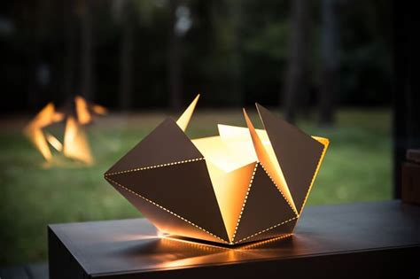 origami inspired folding l by thomas hick