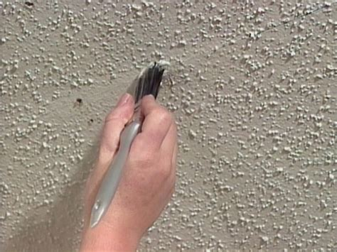 repair  textured ceiling  tos diy