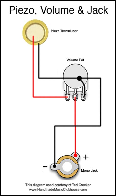 Cbg Wiring Diagram by More Grounding Issues With Piezo Rod Cigar Box Nation