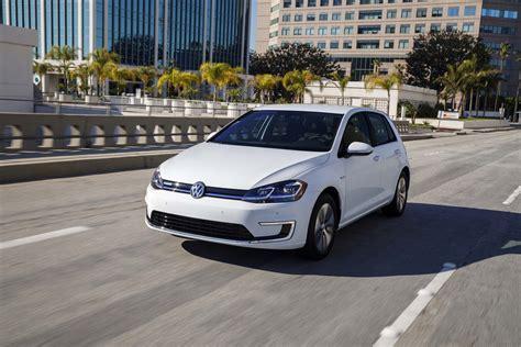 E Golf 2017 by 2017 Volkswagen E Golf Drive Review Automobile
