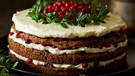 Brūkleņu kūka — Santa